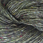 Isager Tweed 2710 Bottle Green