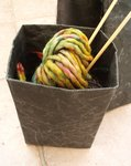 Yarn Box Small black
