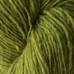 Isager Tweed Lime