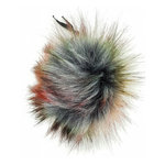 Aheadhunter Bommel Raccoon Rust dunkel