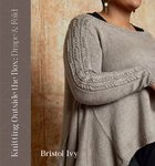 SALE: Knitting Outside the Box: Drape and Fold by Bristo Ivy